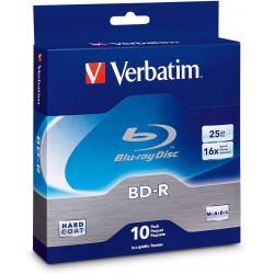 25GB BD-R Verbatim 16X...